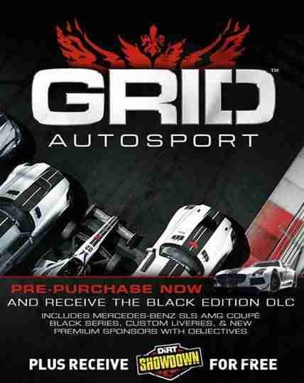 Descargar GRID Autosport [MULTI8][ONLINE][Repack R.G  Mechanics] por Torrent